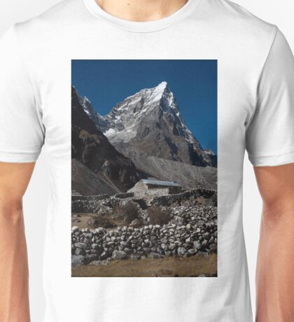 Stone House - Foothills of Everest.  T-Shirt