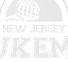 New Jersey Flukemen (White) Sticker