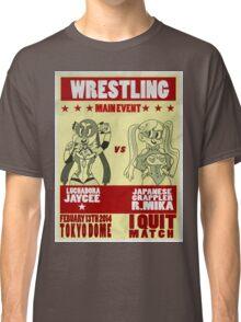 Jaycee VS R. Mika Classic T-Shirt