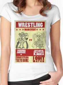 Jaycee VS R. Mika Women's Fitted Scoop T-Shirt