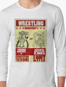 Jaycee VS R. Mika Long Sleeve T-Shirt