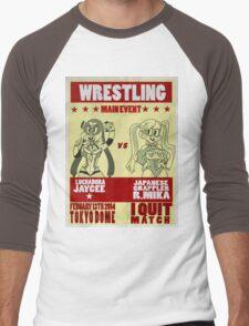 Jaycee VS R. Mika Men's Baseball ¾ T-Shirt