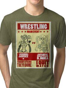Jaycee VS R. Mika Tri-blend T-Shirt