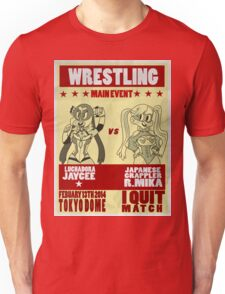 Jaycee VS R. Mika Unisex T-Shirt