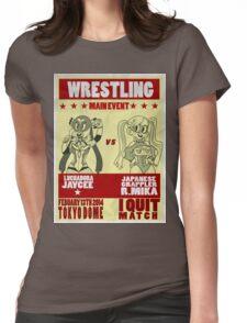 Jaycee VS R. Mika Womens Fitted T-Shirt
