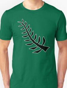 NYAME NTI africa symbol leaf nature ghana T-Shirt
