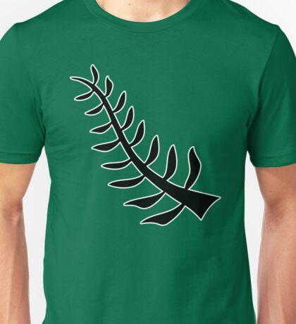 NYAME NTI africa symbol leaf nature ghana Unisex T-Shirt