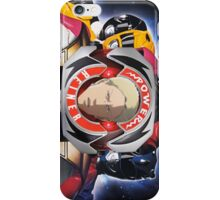 Power Reiner iPhone Case/Skin