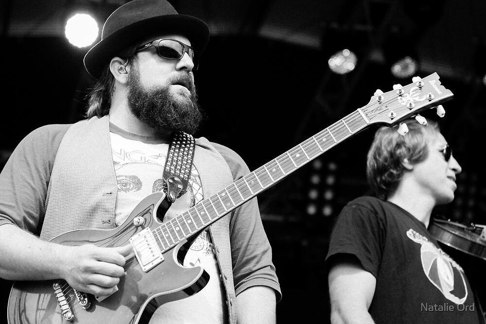 Coy Bowles & Jimmy De Martini by Natalie Ord