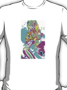 PornstarXXXPsychedelic T-Shirt