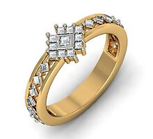 Diamond Band Rings For Women by markstill001
