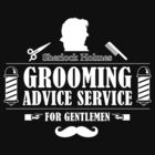 Shelock's Grooming Service (White) by chubbyblade