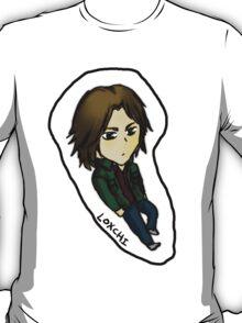 Sam Sticker S9 T-Shirt