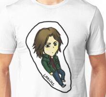 Sam Sticker S9 Unisex T-Shirt
