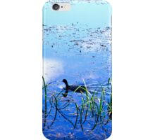 Sky reflection iPhone Case/Skin