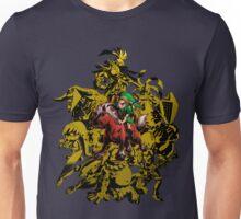 Majora's Mask - Gold Unisex T-Shirt