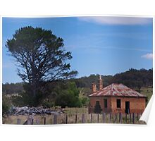 Limestone Creek - Wandsworth NSW. Poster