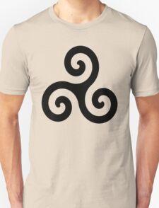 Celtic Triskelion Unisex T-Shirt