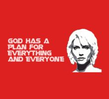 Battlestar Galactica 'God has a Plan,,,' by pink-moon