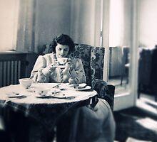 Coffee in Bucharest by Jessica Jenney