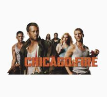 Chicago Fire by Duha Abdel.