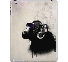 Monkey Tripping iPad Case/Skin