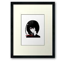 Misaki Mei - Another Framed Print