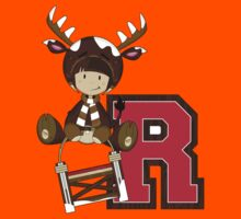 R is for Reindeer Kids Clothes
