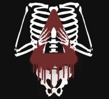 Bloody Bastille Skeleton by JQstormer