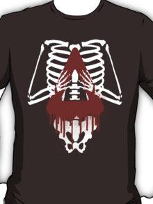 Bloody Bastille Skeleton T-Shirt