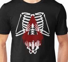 Bloody Bastille Skeleton Unisex T-Shirt