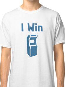 I Win Gamer Classic T-Shirt