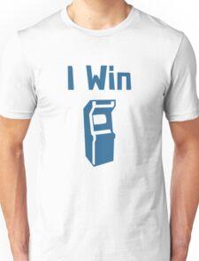 I Win Gamer Unisex T-Shirt
