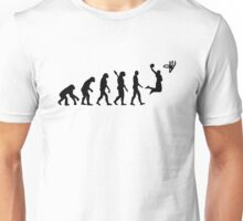 Evolution Basketball  Unisex T-Shirt