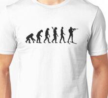 Evolution Biathlon Unisex T-Shirt