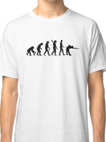Evolution Pool billiards Classic T-Shirt