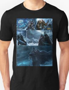 Arthas Memorial,Wrath of the Lich King Tee T-Shirt