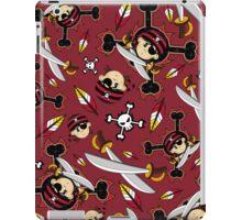 Cute Bandana Pirate Pattern iPad Case/Skin