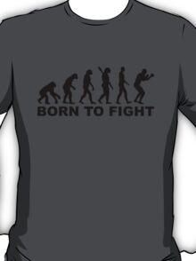 Boxing fight Evolution T-Shirt