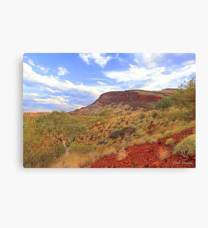 Nameless Landscape Canvas Print