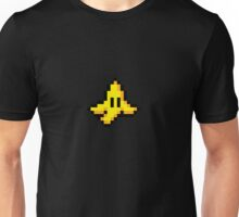 8-Bit Nintendo Mario Kart Banana Peel Unisex T-Shirt