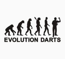 Evolution Darts Kids Tee