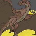 Smaug -UPDATED- by Samantha Royle