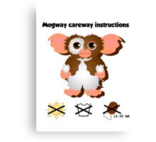 Mogway careway Canvas Print
