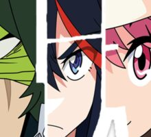 Kill la Kill Elite Four Sticker