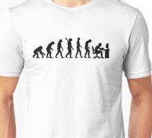 Evolution computer office Unisex T-Shirt