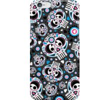 Mexican 'Day of the Dead' Pattern iPhone Case/Skin