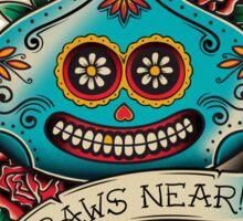 Slime de los Muertos Sticker
