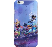 Rayman Legends Characters iPhone Case/Skin