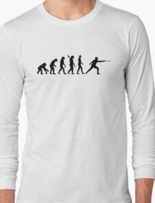 Evolution Fencing Long Sleeve T-Shirt
